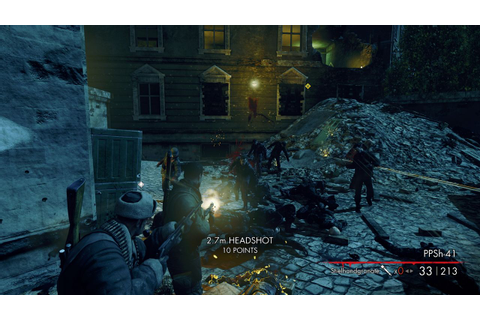 Sniper Elite Nazi Zombie Army Full PC Game Download - Free ...