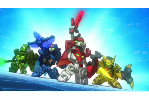 Tenkai Knights Brave Battle - Gameplay Trailer - YouTube