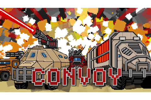 Convoy PC Gameplay [60FPS] - YouTube