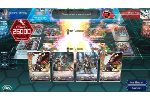 ICv2: Bushiroad Takes 'Cardfight!! Vanguard' Online