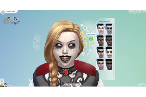The Sims 4 Vampires | PS4 Game Key | KeenShop