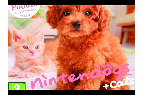 CGRundertow NINTENDOGS + CATS: TOY POODLE & NEW FRIENDS ...