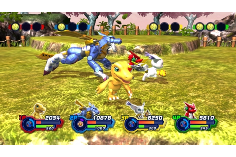 Digimon All-Star Rumble announced for PS3 and Xbox 360 ...