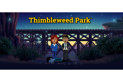 Thimbleweed Park Free Download FULL Version PC Game
