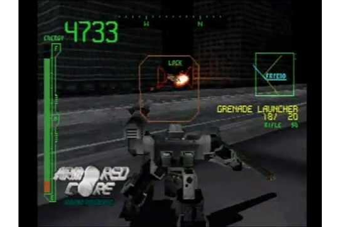 ARMORED CORE PROJECT PHANTASMA OP + DEMO & BGM - YouTube