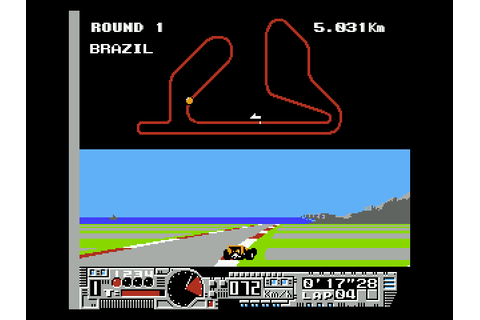 Michael Andretti's World GP Download Game | GameFabrique