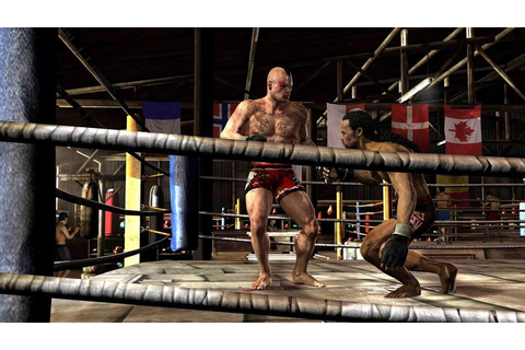 Supremacy MMA PS3 Review | Console Obsession