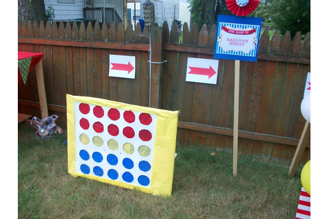 Punch Out Game - Use cardboard and solo cups, and put a ...