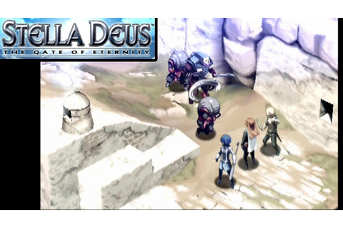 Stella Deus: The Gate of Eternity ... (PS2) - YouTube
