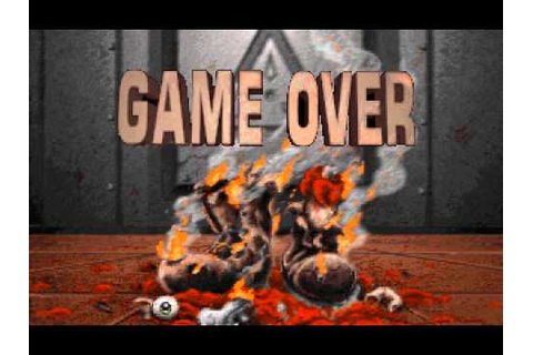 Rise of The Triad Game Over - YouTube