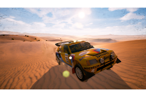 Dakar 18 Game | PS4 - PlayStation