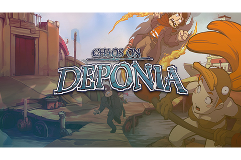 Deponia 2: Chaos on Deponia - Download - Free GoG PC Games