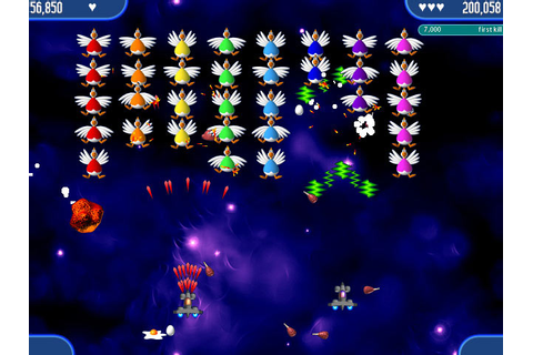 Chicken Invaders Full Version Game Free Download ...