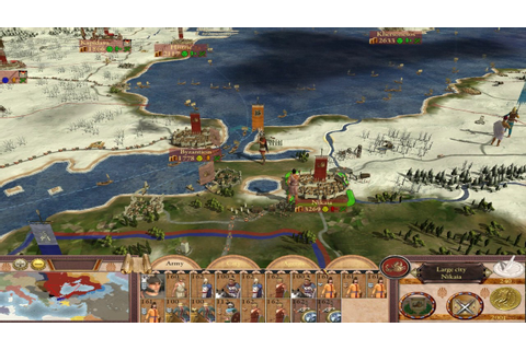 Let's play Europa Barbarorum 2 (M:TW) as Kimmerios ...