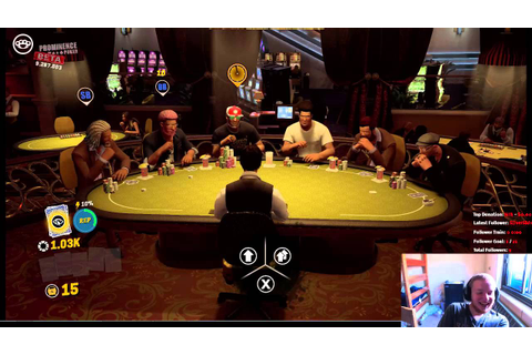 Prominence Poker Closed Beta! | 3 Min Delay! - YouTube