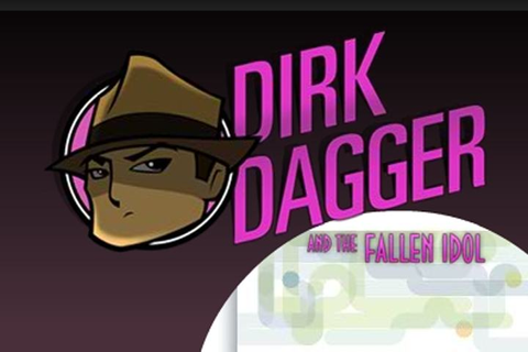 Dirk Dagger And The Fallen Idol Game - Detective games ...