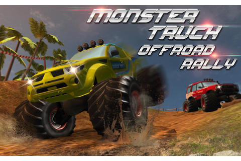 Monster Truck Offroad Rally 3D - Android Apps on Google Play