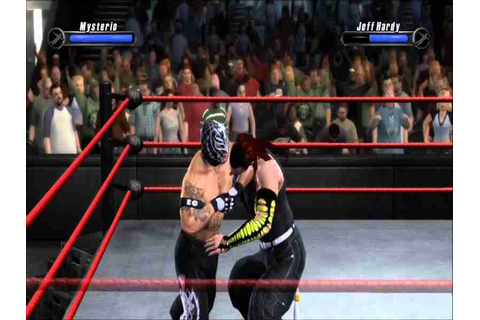 WWE SmackDown Vs Raw 2008 Game Download Free For PC Full ...