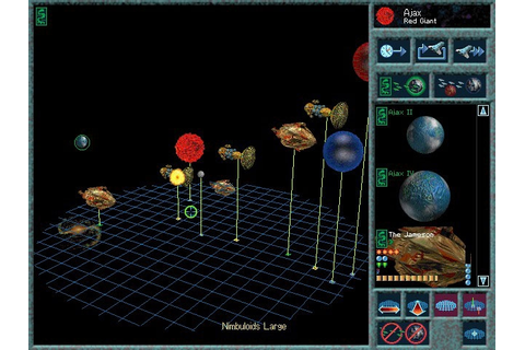 Download Ascendancy | DOS Games Archive
