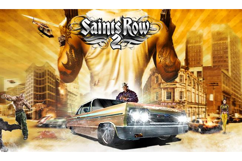 Saints Row 2 Game Wallpapers | Wallpaperholic