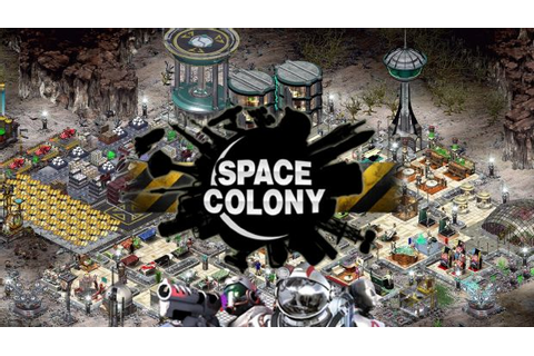 Space Colony HD Free Download « IGGGAMES