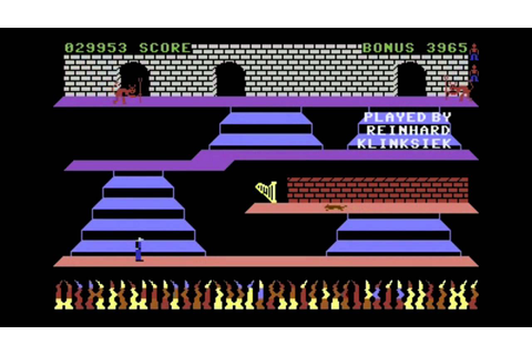 C64-Longplay - Mr. Mephisto (720p) - YouTube