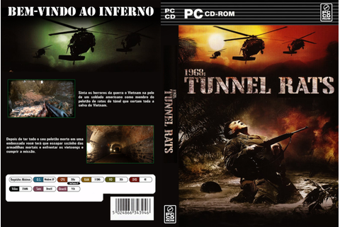 1968 Tunnel Rats | Covers Games