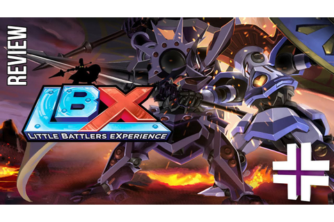 Little Battlers EXperience Review - New Game Plus - YouTube