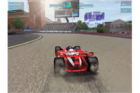 Speed challenge jacques villeneuve racing vision