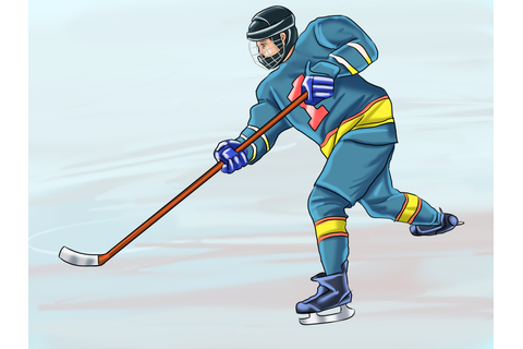 How to Become a Better Ice Hockey Player: 5 Steps (with ...