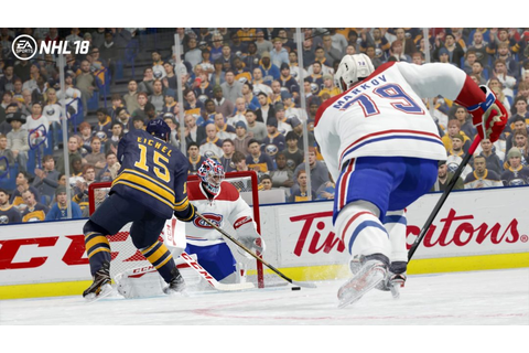 Full NHL 18 Feature List Revealed - Sports Gamers Online