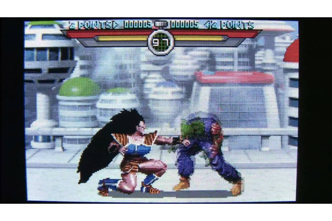 Classic Game Room - DRAGON BALL Z TAIKETSU for Game Boy ...