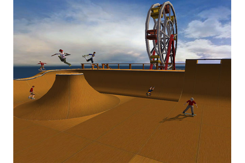 Skateboard Park Tycoon World Tour 2003 Screenshots ...