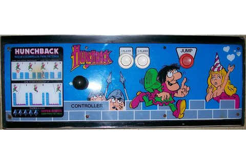 Hunch Back - Videogame by Century Electronics