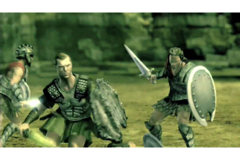 Clash of the Titans Video Game - PS3 | Xbox 360 - official ...