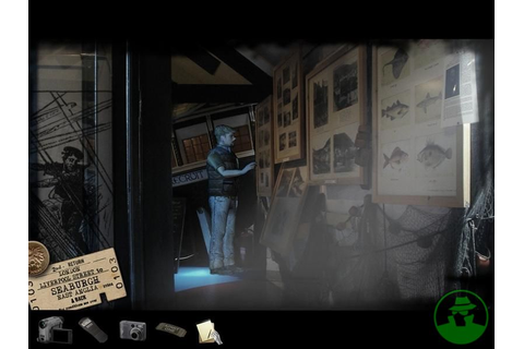 The Lost Crown: A Ghost-hunting Adventure Screenshots ...