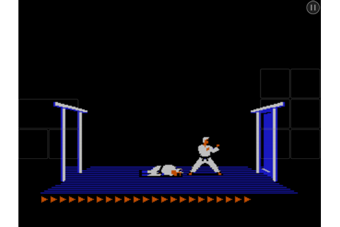[New Old Game] Karateka Classic Brushes Itself Off, Fights ...