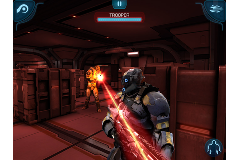 Mass Effect Infiltrator - iPad Review | Chalgyr's Game Room