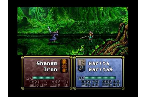 Fire Emblem: Thracia 776 - Chapter 15 - Mareeta and Shanam ...