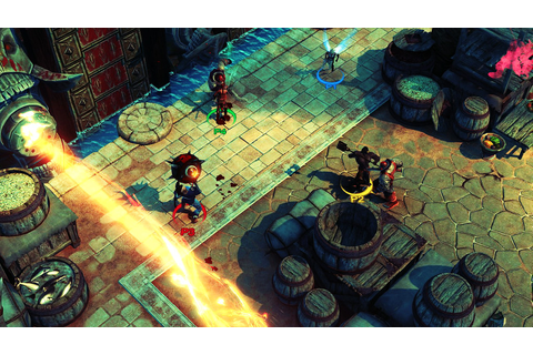 Action RPG sequel Sacred 3 arrives on PS3 today ...
