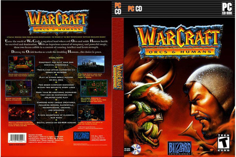 """Warcraft: Orcs and Humans"" Cheat Codes - PC"