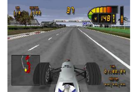 Formula 1 98 Download Game | GameFabrique