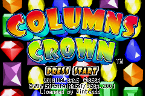 Columns Crown (U)(Lord Moyne) ROM