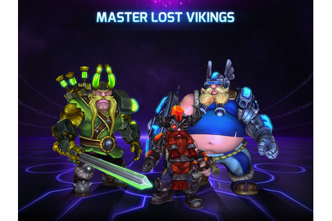 Blizzard Resurrects The Lost Vikings For Heroes of the ...