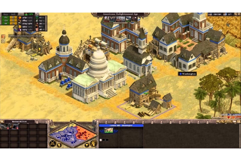 Rise of Nations Free Download Full Game For PC