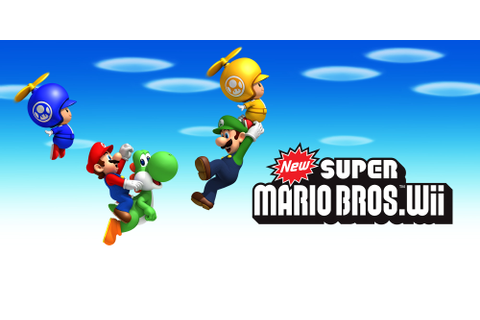 New Super Mario Bros. Wii | Wii | Games | Nintendo