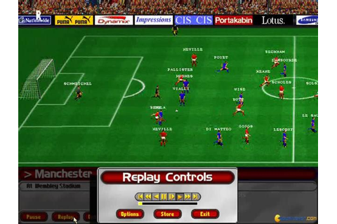 Ultimate Soccer Manager 98/99 download PC