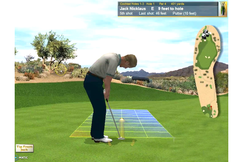 Jack Nicklaus 6: Golden Bear Challenge Download Game ...