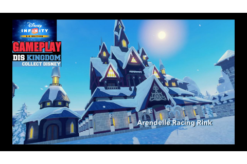 Disney Infinity 3.0 Toy Box Speedway - Arendelle Racing ...