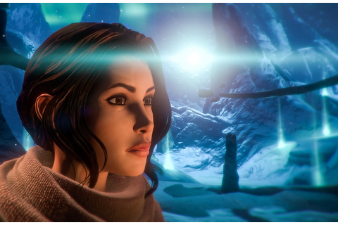 Screensider - Dreamfall Chapters: The Longest Journey